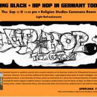 Being Black + Hip Hop in Germany Today