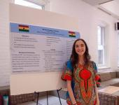 2018, AAS, Ghana Poster Presentations, Global Commons, Students
